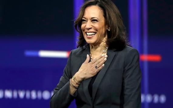 ¿Quién es Kamala Harris, vicepresidenta de Estados Unidos?