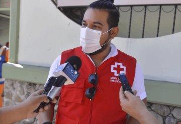 50% del personal de Cruz Roja recibe vacuna contra COVID-19