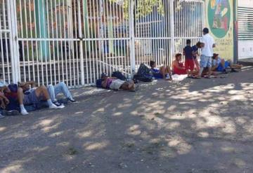 Se incrementa el flujo migratorio de emigrantes hondureños en Tenosique