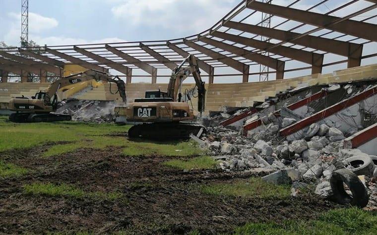 SEDATU inicia remodelación de infraestrucura deportiva en Jalpa de Méndez