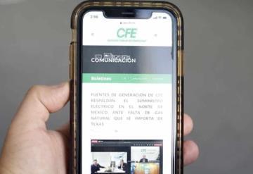 Apagones afectaron a 5.9 millones de usuarios en México, un millón sigue sin luz