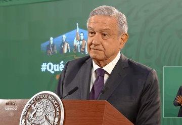 Anuncia AMLO nuevo decreto para reducir impuestos a Pemex