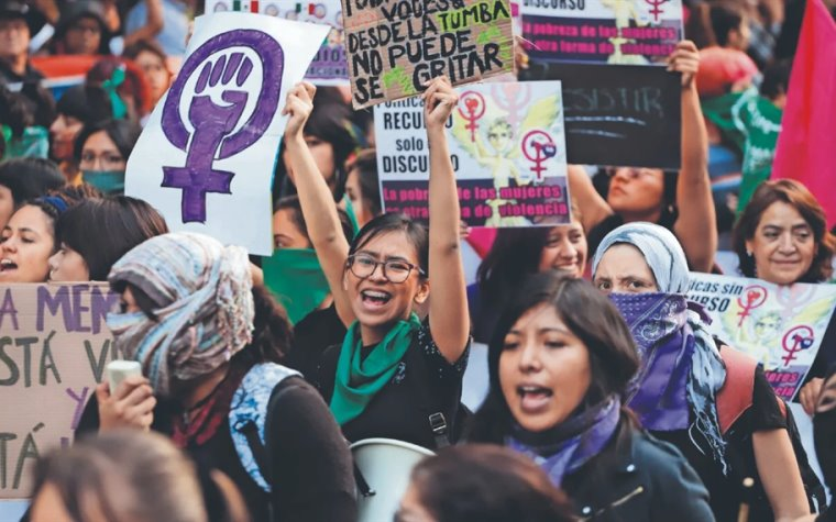 Tabasqueñas marcharán para conmemorar el Día Internacional de la Mujer