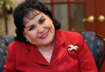 Carmen Salinas sintió la muerte de Cepillín