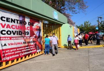 Mañana reactivan campaña de vacunación en Centro