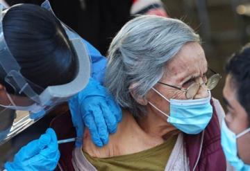 Van más de 5 millones de adultos mayores vacunados en México