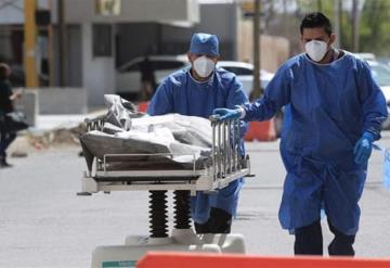 México suma 204 mil 147 muertos confirmados por COVID-19