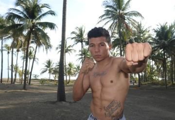 Kiko Guzmán listo para pelear por título regional