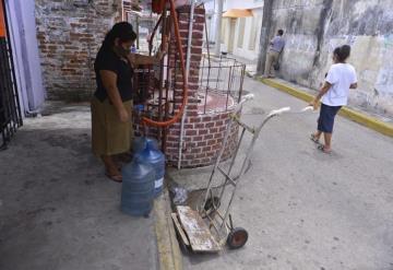 Falta de agua es por mantenimiento, sostiene Ayuntamiento