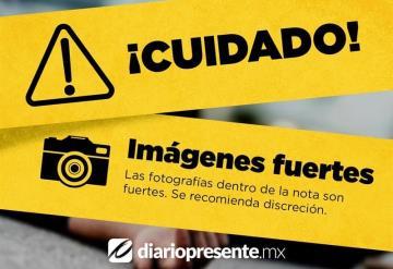 Mujer pierde la vida sobre la carretera Villahermosa-Frontera