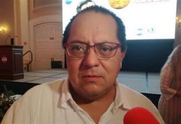 Manuel Andrade Díaz precandidato para la alcaldía de Centro por el PRD
