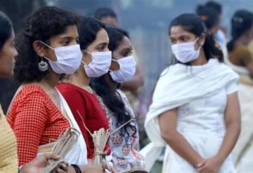 Segundo país con mayor número de contagios por Covid-19: India