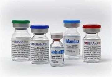 País presenta Soberana Plus su vacuna contra Covid-19