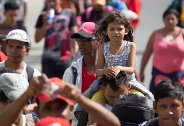 Buscan frenar tráfico infantil; vendrían con migrantes centroamericanos.