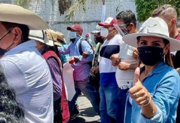 Aprueban candidatura de Evelyn Salgado a la gubernatura de Guerrero