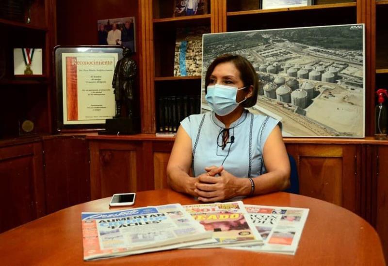 Lorena Méndez Denis busca ser la voz del pueblo en ´San Lázaro´
