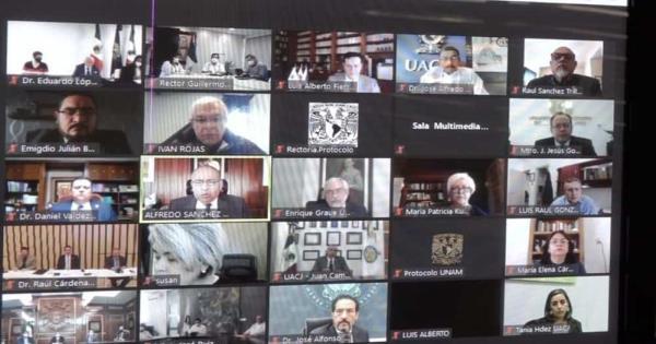 Firma convenios de colaboración con el Tribunal Universitario el rector de la UJAT