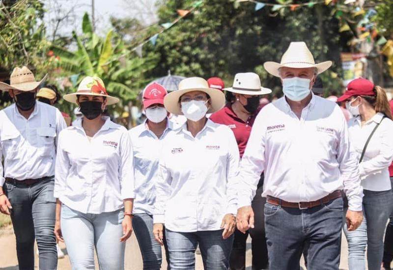 Valores cívicos para la cohesión social, compromiso De la candidata al centro Yolanda Osuna