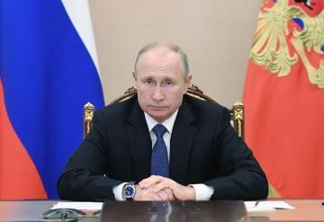 El mandatario Vladimir Putin envío pésame a familiares de accidente en la L12 del Metro