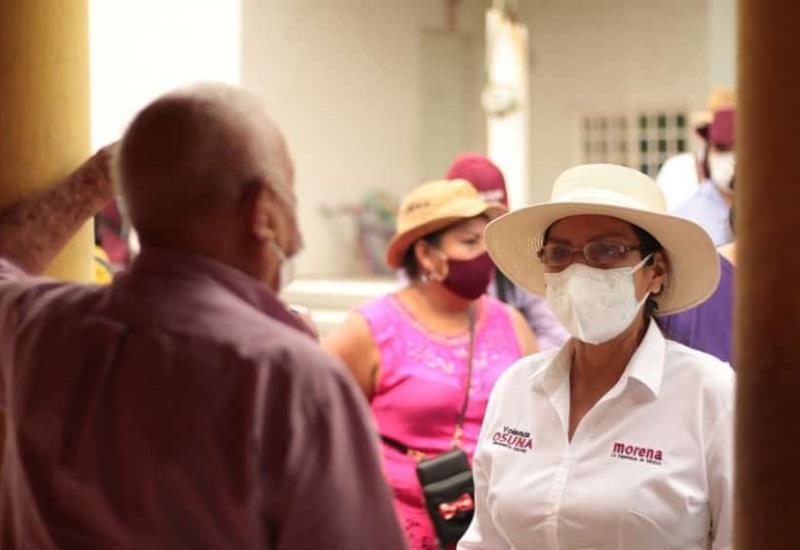 De llegar a ganar implementare  prácticas deportivas para el cuidado de la salud: Yolanda Osuna candidata para la alcaldía de centro