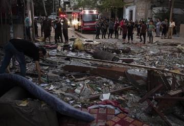 México exhorta a finalizar confrontación entre Israel y Palestina