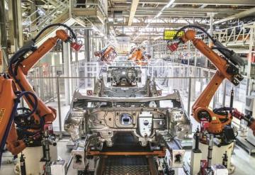 Producción industrial cae un 2.7% en México durante primer trimestre de 2021: INEGI