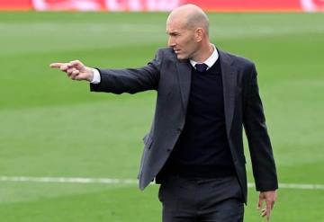 Zinedine Zidane abandona al Real Madrid
