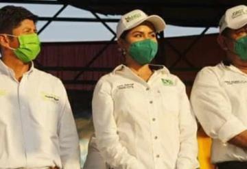 Cierra campaña el Verde en Jalpa de Méndez