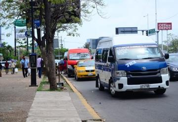 Reduce Secretaría de Movilidad horarios de transporte público por aumento de COVID-19