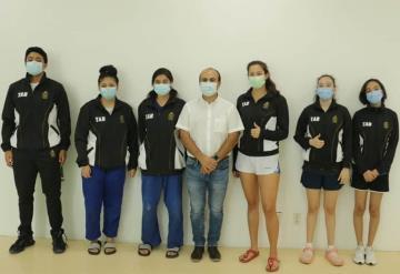 Deportistas tabasqueños listos para encarar los Juegos Nacionales CONADE 2021