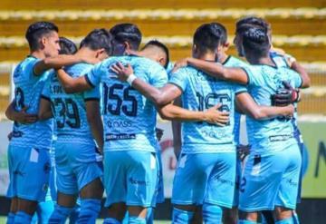 Carpio anotó con Cancún FC en la ida de las semifinales de la Tercera División