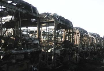 Caso Transbus: Provocado sí fue, culpable no hay