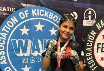 Macro regional de kick boxing