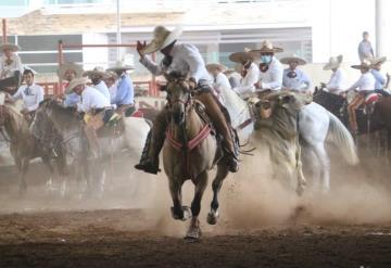 Charros de Villahermosa concluyeron en la cima de la primera etapa del Congreso y Campeonato Estatal Charro 2021