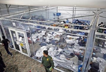 Niños migrantes sufrían ataques de pánico en albergues de Estados Unidos