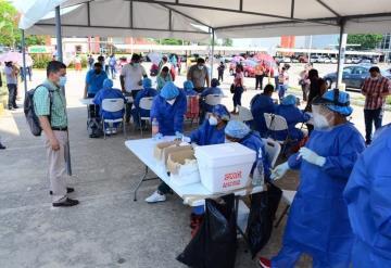 SEDEC destinó 100 mdp al Sector Salud