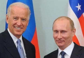 Biden y Putin dialogan sobre temas nucleares, diplomacia y ciberseguridad en Ginebra