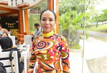 Difícil un cambio en los resultados: Maday Merino, presidenta del IEPCT