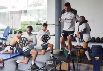 Pumas Tabasco entrena a tope, para regresar a la liguilla en la Liga Expansión MX
