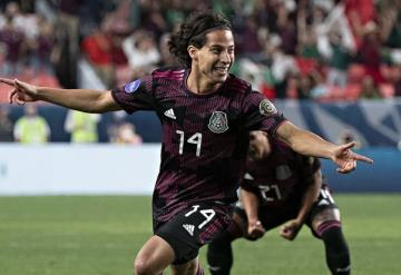 Gallardo y Diego en la lista preliminar del Tri para la Copa Oro 2021