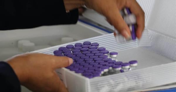 Continua aplicación de segunda dosis contra COVID-19 en Centro