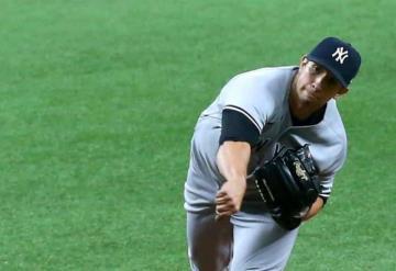 Buen relevo de Cessa con Yankees
