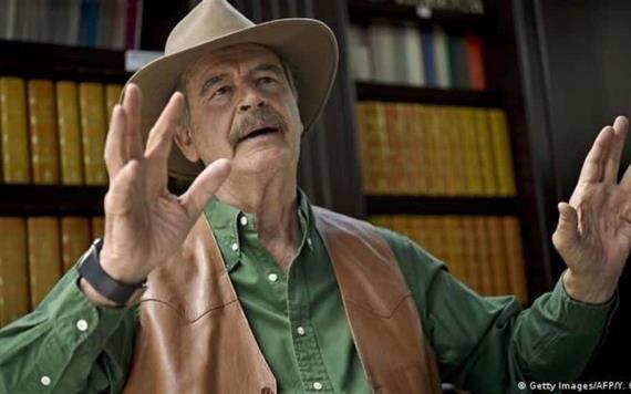 Ya aburres con tu cantaleta, Vicente Fox critica a AMLO por Consulta Popular