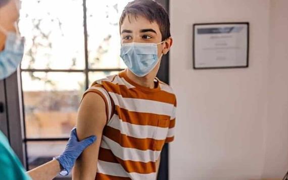 Cofepris ha autorizado la aplicación de la vacuna Pfizer a partir de los 12 años