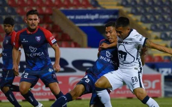Pumas Tabasco cumple su primer aniversario