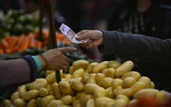 Precios aumentan por la inflación de Junio
