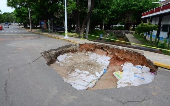SAS detecta 269 hundimientos en el municipio de Centro