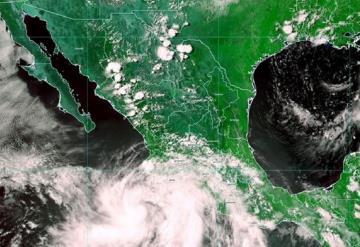 Huracán ´Enrique´ mantiene categoría 1; se intensificará en las próximas horas