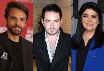 Victoria Ruffo defiende a Eugenio Derbez en pelea con José Eduardo