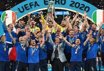 Italia vuelve a ganar la Eurocopa después de 53 años tras derrotar a Inglaterra en penales